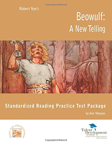 9781602402232: Beowulf: A New Telling Standardized Reading Practice Test