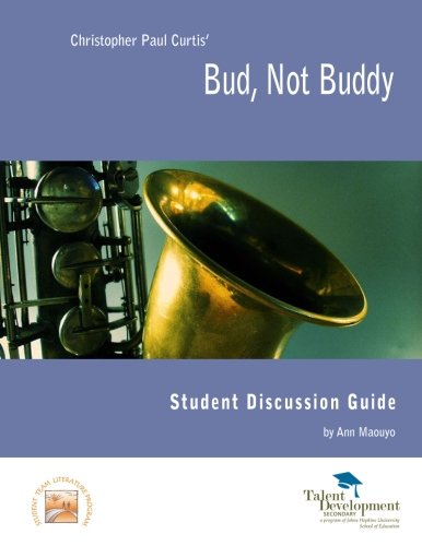Bud, Not Buddy Student Discussion Guide: Maouyo, Ann
