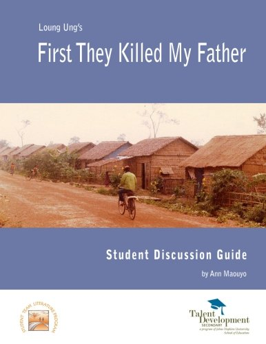 First They Killed My Father Student Discussion: Ann Maouyo