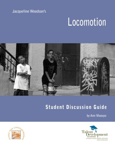 Locomotion Student Discussion Guide: Maouyo, Ann