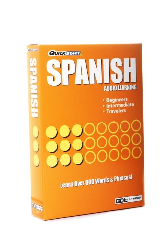 9781602450189: Quickstart Spanish Audio (English and Spanish Edition)