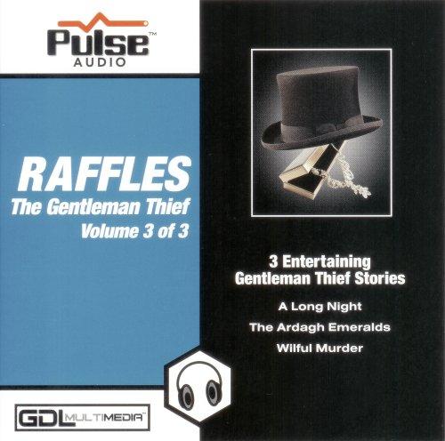 Pulse Audio Raffles Volume 3: E.W. Hornung