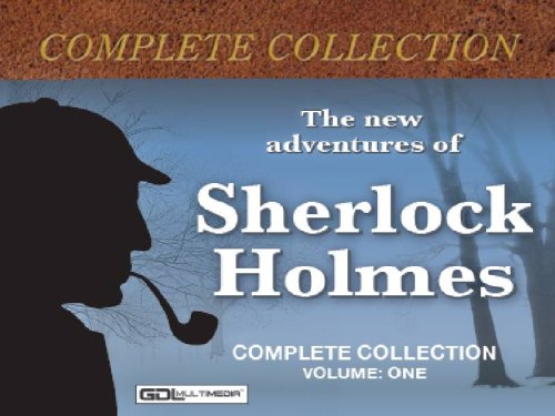 9781602450882: The New Adventures of Sherlock Holmes Complete Collection Volume 1 w/FREE Travel Case