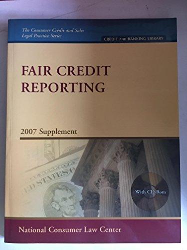 9781602480698: Fair Debt Collection (2010 Supplement)