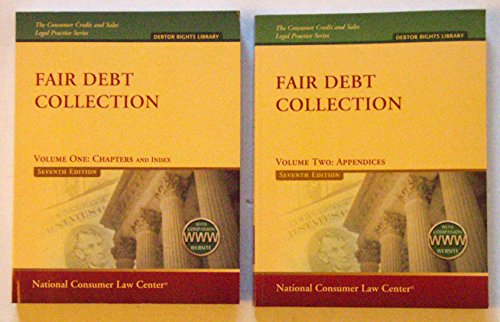 9781602480841: Fair Debt Collection (Consumer Credit and Sales Legal Practice)