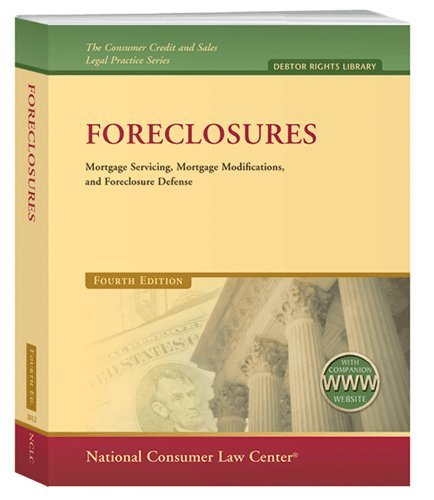 Foreclosures 2012: Includes 2013 Supplement and Website: Odette Williamson, Geoff