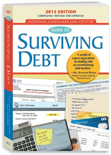 9781602481237: Guide to Surviving Debt 2013
