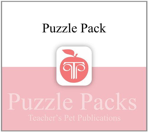 9781602490949: The Indian In The Cupboard Puzzle Pack - Teacher Lesson Plans, Activities, Crossword Puzzles, Word Searches, Games, and Worksheets (PDF on CD)