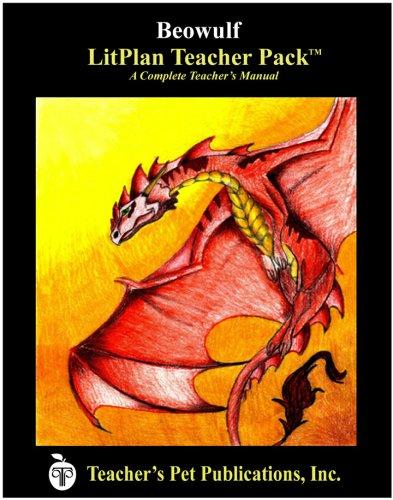 9781602491311: Beowulf LitPlan Teacher Pack (Print Copy)