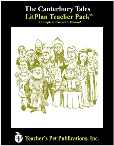 9781602491397: The Canterbury Tales LitPlan Teacher Pack (Print Copy)