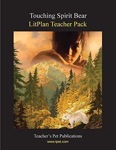 9781602491410: Litplan Teacher Pack: Touching Spirit Bear
