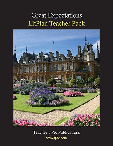 9781602491748: Great Expectations LitPlan Teacher Pack (Print Copy)