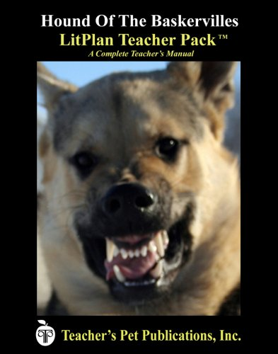 9781602491854: Hound of the Baskervilles LitPlan - A Novel Unit Teacher Guide With Daily Lesson Plans (Paperback)