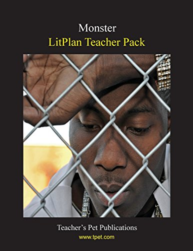 9781602492097: Monster LitPlan Teacher Pack (Print Copy)