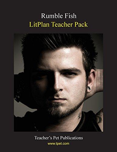 9781602492424: Rumble Fish LitPlan Teacher Pack (Print Copy)