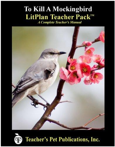 9781602492615: To Kill A Mockingbird LitPlan Teacher Pack(Print Copy)