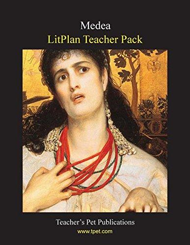 9781602498167: Litplan Teacher Pack: Medea