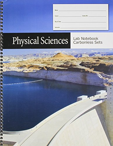 9781602500839: Physical Sciences Lab Notebook Carbonless Sets