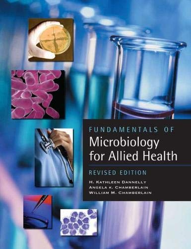 9781602501393: Fundamentals of Microbiology for Allied Health