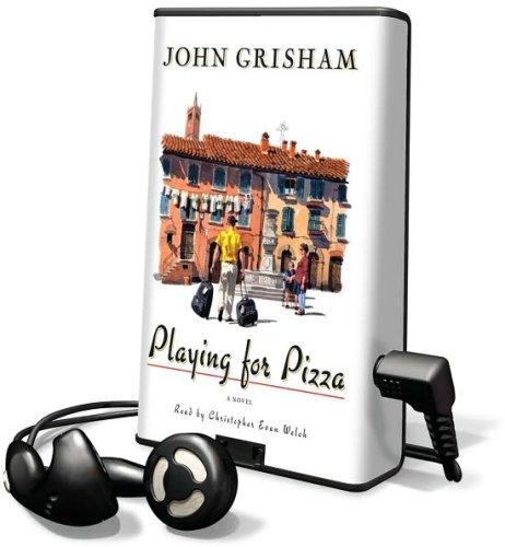 Playing for Pizza: John Grisham