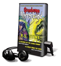 9781602524408: Goosebumps Horrorland, Books 1 & 2 - on Playaway