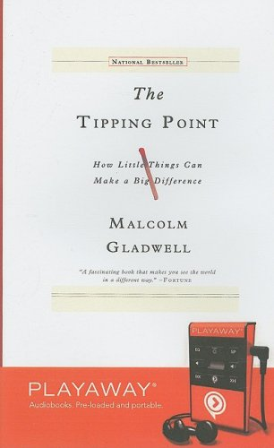 9781602525955: The Tipping Point: How Little Things Can Make a Big Difference, Library Edition