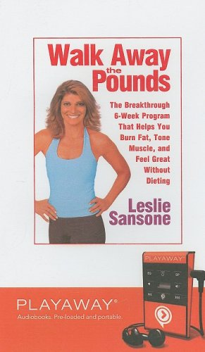 9781602526310: Walk Away the Pounds: Library Edition