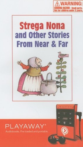9781602526594: Strega Nona and Other Stories from Near and Far: Library Edition