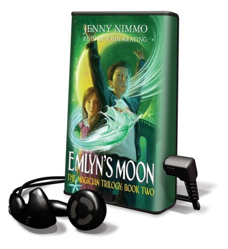 Emlyn's Moon: Library Edition (The Magician Trilogy): Nimmo, Jenny