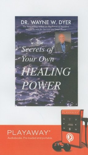 9781602527928: Secrets of Your Own Healing Power [With Headphones]