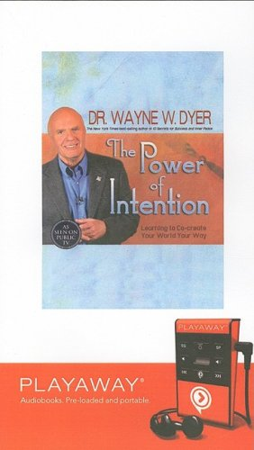 9781602529885: The Power of Intention: Library Edition