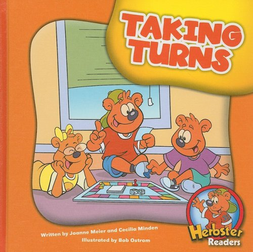 9781602530140: Taking Turns (Herbster Readers: First Day of School: Level 2)