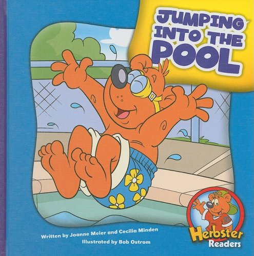 9781602530171: Jumping Into the Pool (Herbster Readers: First Day of School: Level 3)