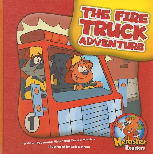 9781602530270: The Fire Truck Adventure (Herbster Readers: Level 4)