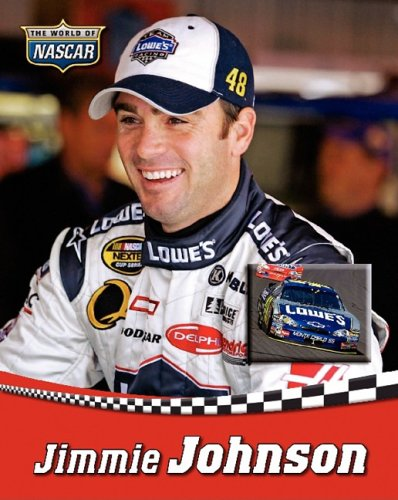 Jimmie Johnson (The World of Nascar) (1602530769) by James, Jr. Buckley