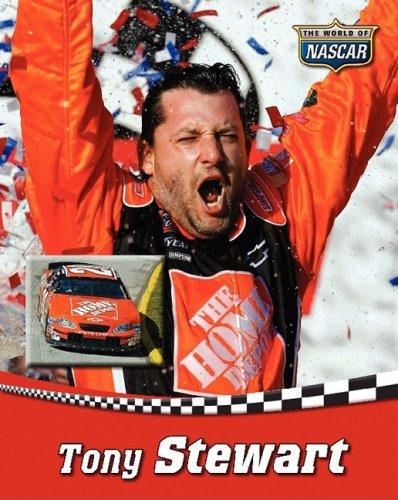 9781602530836: Tony Stewart (World of NASCAR)
