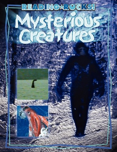 Mysterious Creatures (Reading Rocks!) (9781602531017) by Michael Teitelbaum