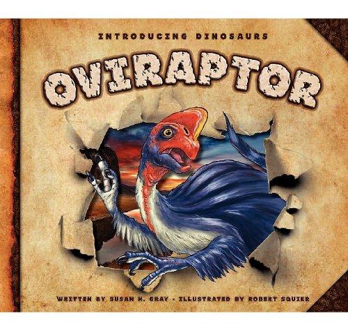 9781602532403: Oviraptor (Introducing Dinosaurs)
