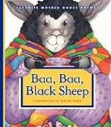 Baa, Baa, Black Sheep (Favorite Mother Goose Rhymes): Moira Kemp