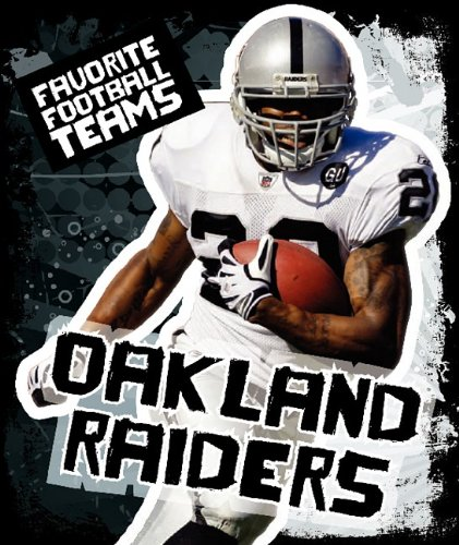 Oakland Raiders (Library Binding): K.C. Kelley