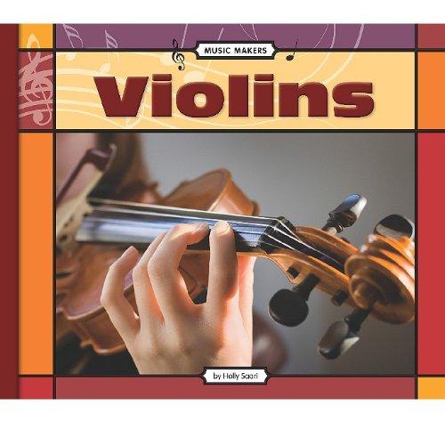 Violins (Hardback): Holly Saari