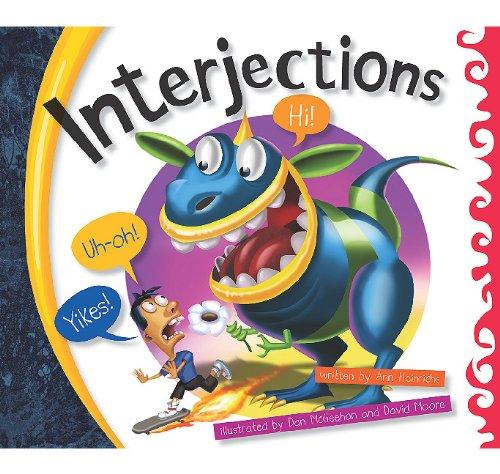 Interjections (Hardcover): Ann Heinrichs