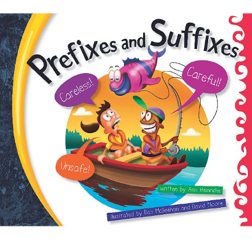 Prefixes and Suffixes (Language Rules!): Heinrichs, Ann