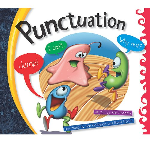 Punctuation (Language Rules!) - Ann Heinrichs