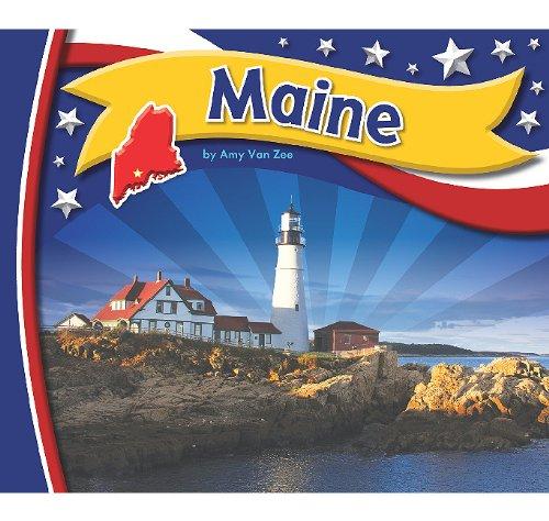Maine (Hardcover): Amy Van Zee