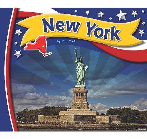 9781602534766: New York (Statebasics)