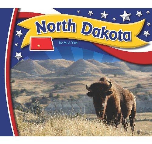 North Dakota (Hardcover): M.J. York