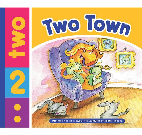 9781602535060: Two Town (Ready, Set, Count!)