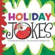 Holiday Jokes (Hah-Larious Joke Books): Rosenberg, Pam