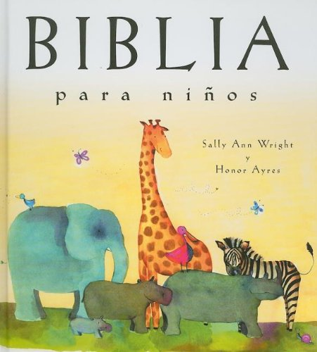 9781602550124: Biblia para ninos/ A Child's Bible